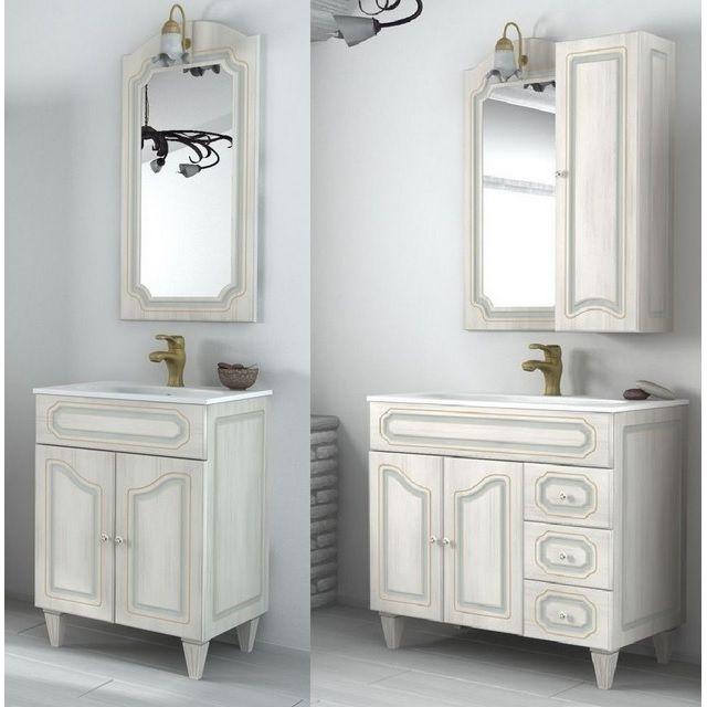 mobili da bagno da 60 cm : Mobile Bagno Caravaggio arte povera decap ...
