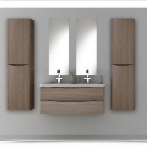 Emejing Mobile Bagno Con Specchio Contemporary - Skilifts.us - skilifts.us