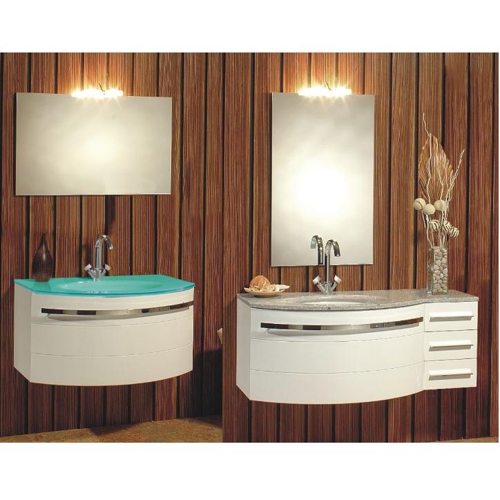 Mobile da bagno modello onda componibile bh - Mobili bagno economici ...