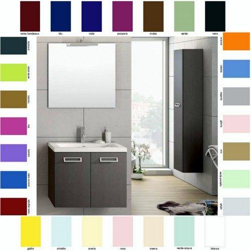 mobile bagno line arredo moderno 30 colori avorio bb - Arredo Bagno Offerte On Line