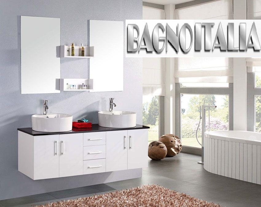 Bagno moderno marmo [tibonia.net]