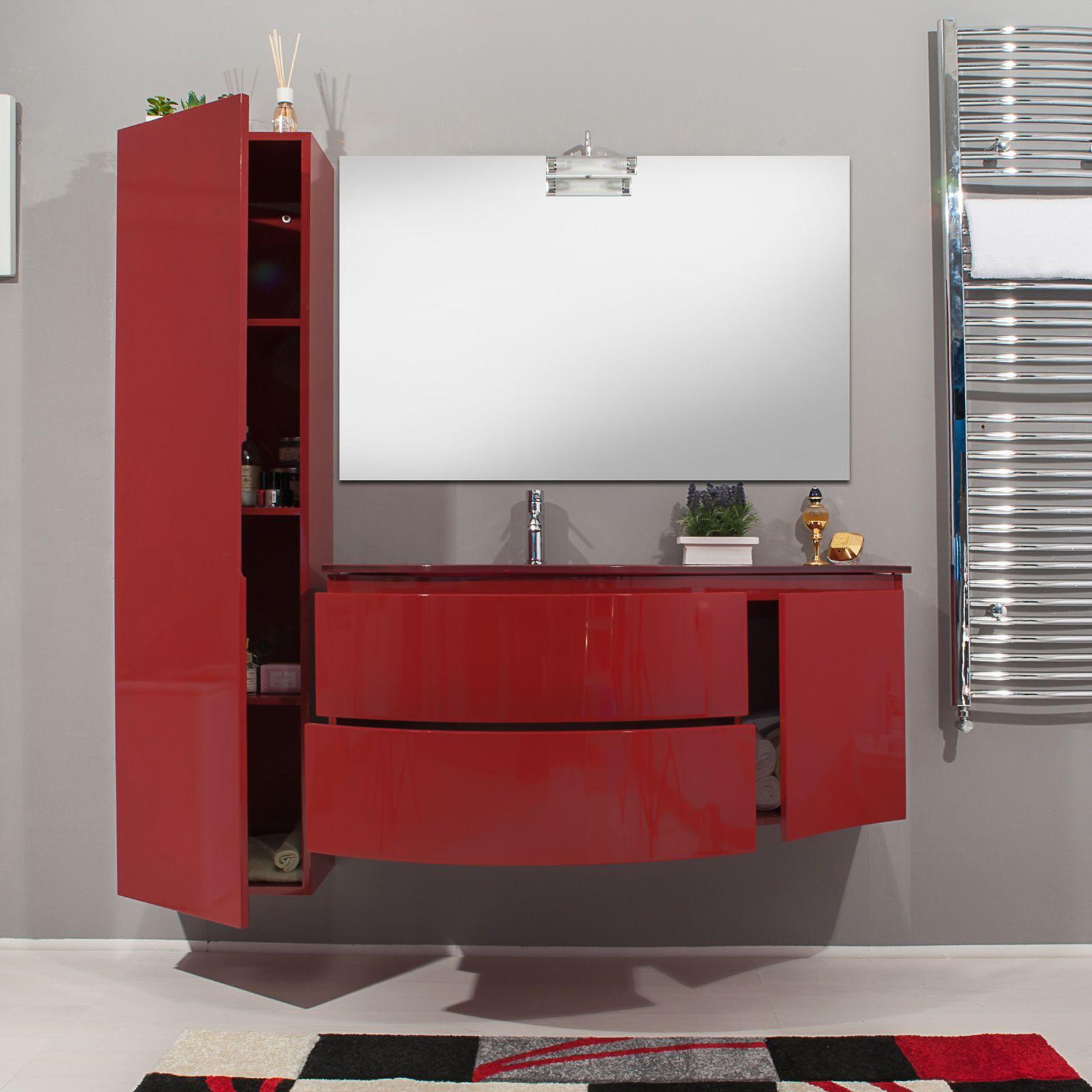 Mobile bagno lavandino decentrato tutte le immagini per for Mobile bagno con lavandino