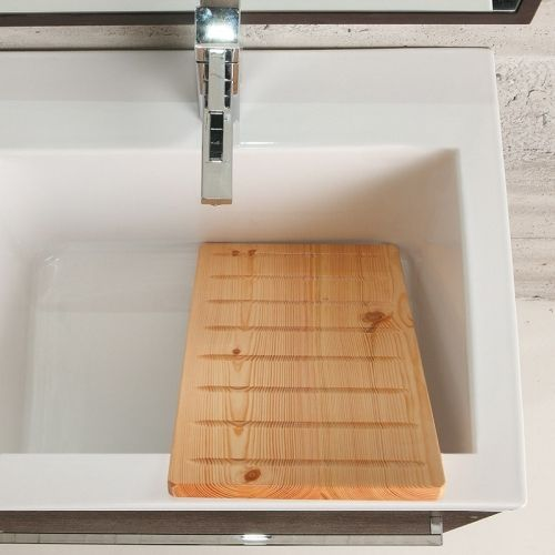 Mobile bagno vip, mobile moderno con coprilavatrice mc