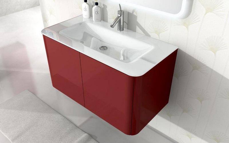 Mobile bagno liverpool cm 94x48x50 arredo bagno bh