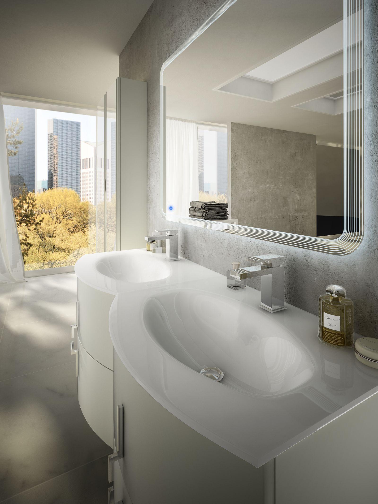 Bagno Beige Colore Mobili : Bagno blu scavolini. Bagno bathroom ...