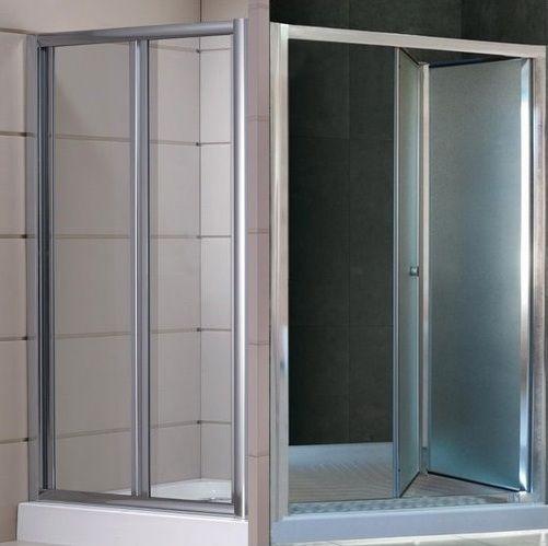 Porta pieghevole doccia raccordi tubi innocenti - Montare una porta a soffietto ...
