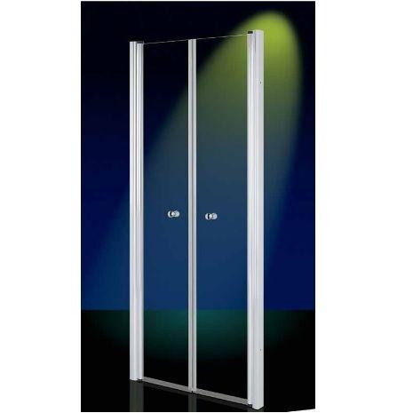 Porta doccia a nicchia con apertura a saloon in promo - Porta doccia saloon ...