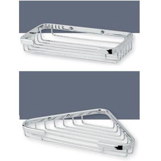 Porta sapone per doccia angolare o rettangolare - Porta saponi doccia ...