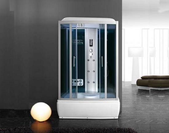 Cabine idromassaggio cabine doccia multifunzione con idromassaggio - Cabina doccia con vasca ...
