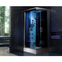 Cabine idromassaggio cabine doccia multifunzione con - Box doccia cromoterapia ...