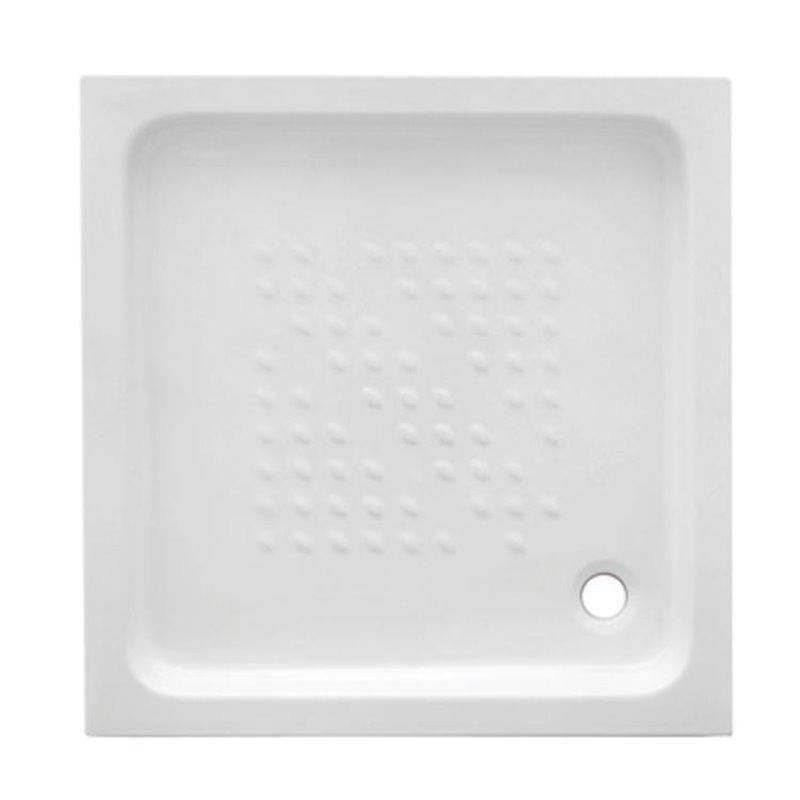 Piatto Doccia Rettangolare o Quadrato in Ceramica Roca df