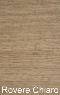 Arredobagno Frau 80 cm in color rovere con lavabo mineralmarmo pa