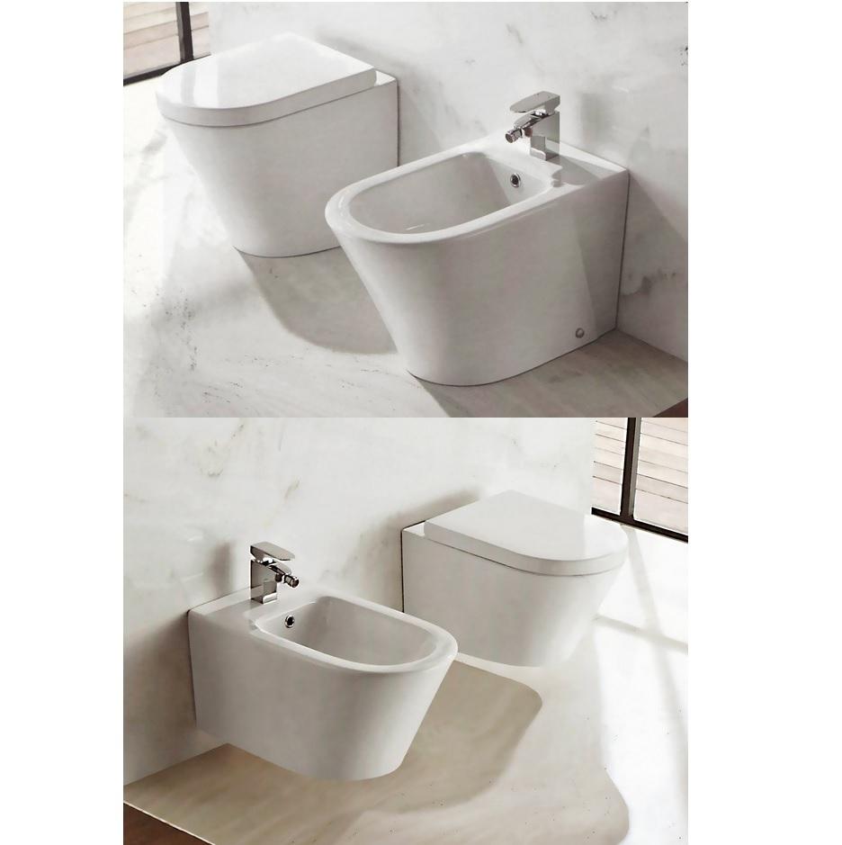 sanitari bagno - oltre 25 modelli - Modelli Bagni Moderni