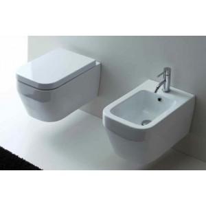 Sanitari bagno sospesi in ceramica design moderno ba - Bagno italia it ...