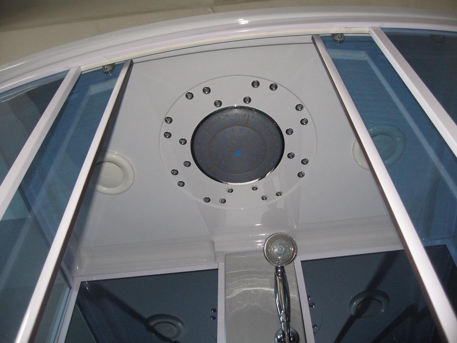 Cabina idromassaggio : cabina idromassaggio 120x80 con bagno turco ...
