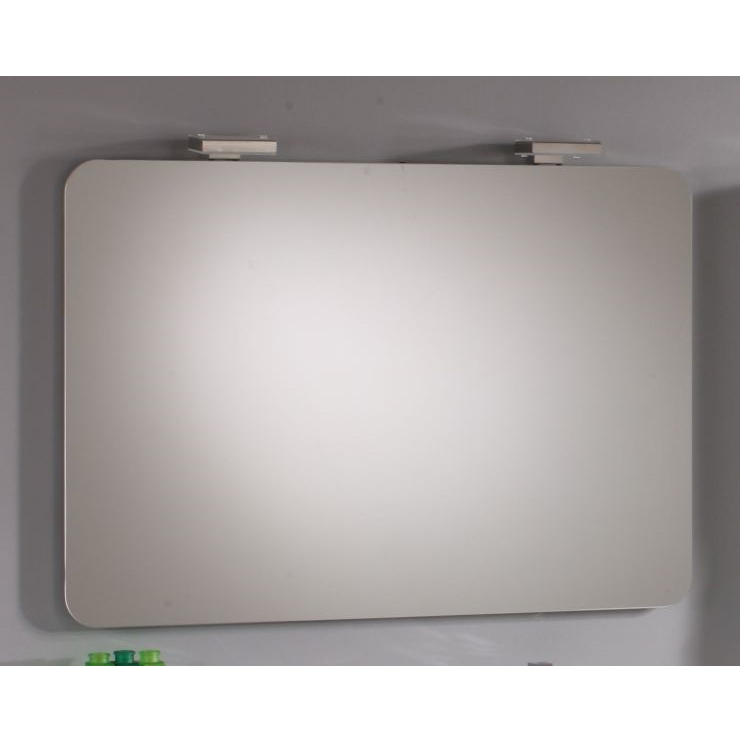 specchio per bagno arezzo 90x100 bh - Fino A Che Punto Deve Essere Uno Specchio Sopra Un Lavandino