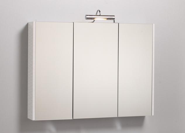 Specchiera da bagno contenitore compact bh for Specchiera bagno