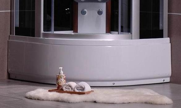 Cabina idromassaggio 90x90 con vasca angolare pr