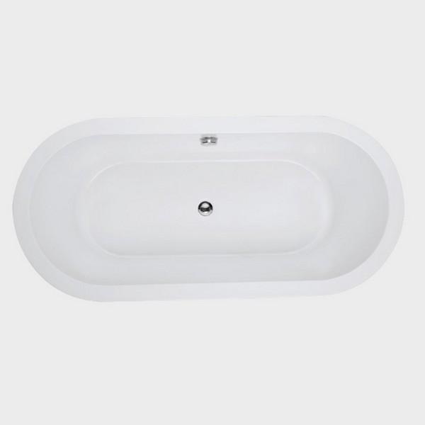 Vasca per centro stanza disponibile in due modelli freestanding