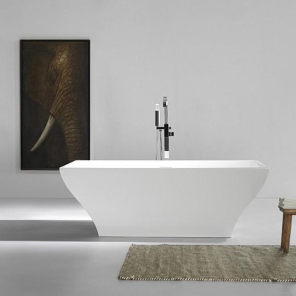 Vasca Freestanding : Vasca da bagno centro stanza 165x80 o 170x80 ...