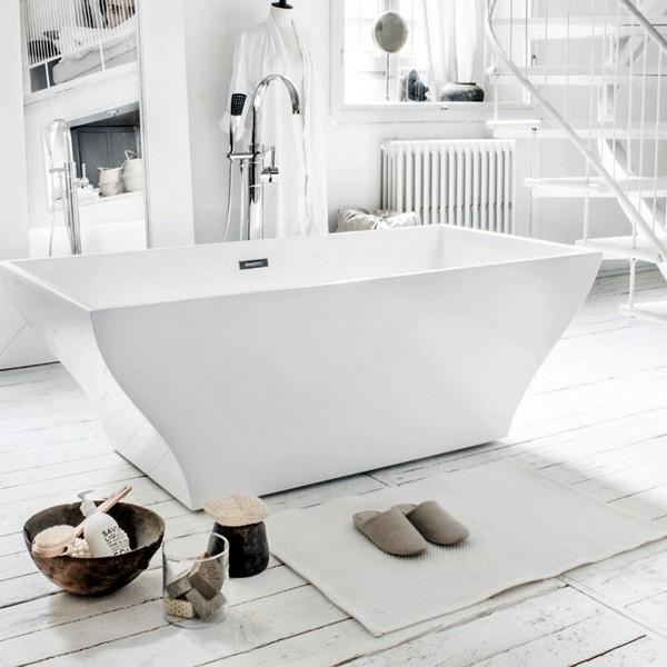 Vasca da bagno centro stanza 165x80 o 170x80 freestanding vs066 vs067 for Vasca da bagno freestanding