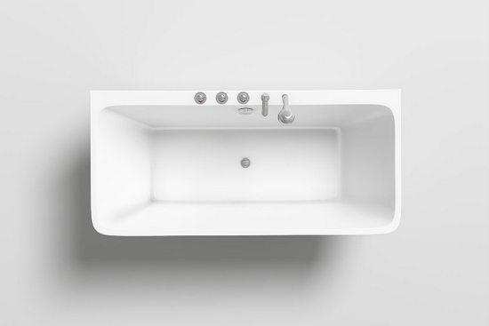 Gruppo Vasca Da Bagno Prezzi : Vasca freestanding 170x80x58h da bagno bianca stile moderno centro