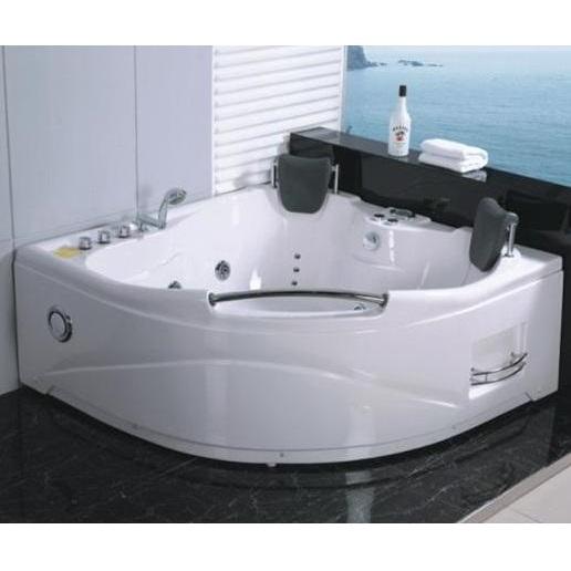 Vasca idromassaggio 150x150cm a 11 idrogetti per 2 persone pr - Vasca idro da esterno ...