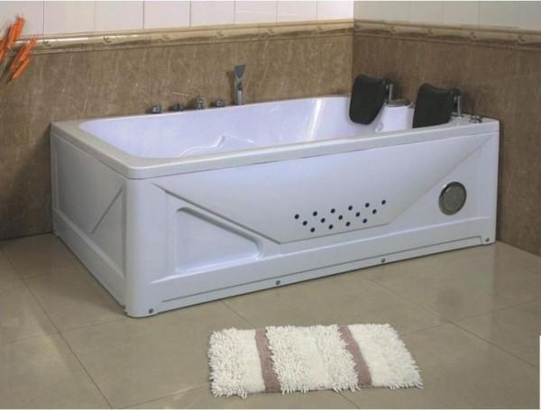 Vasca Da Bagno Rettangolare Piccola : Vasche da bagno panoramica su tipi e materiali