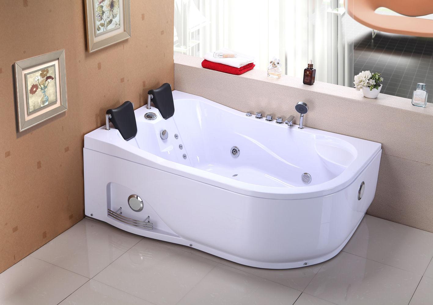 Vasca Da Bagno Doppia Misure : Vasca idromassaggio con doccia prezzi