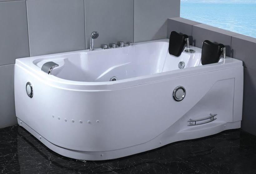 Vasca Da Bagno Doppia Misure : Vasche da bagno moderne idromassaggio multifunzione: cabine doccia