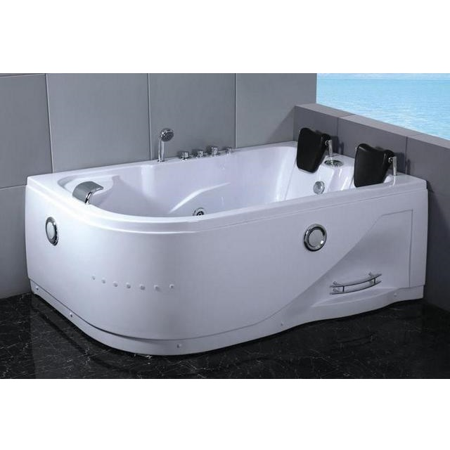 Vasca idromassaggio 185x120 full optional con doppia pompa - Bagno italia it ...