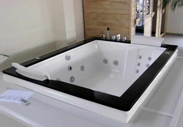 Vasche Da Bagno Ad Incasso : Vasca idromassaggio da incasso o con pannelli pompa ad
