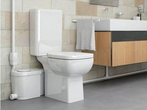 Trituratori per wc di ultima generazione